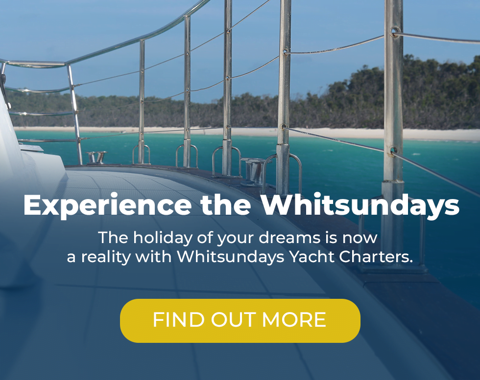 Experience the Whitsundays