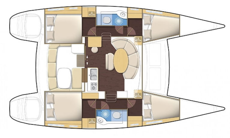 Ruby Sunday Floor Plan