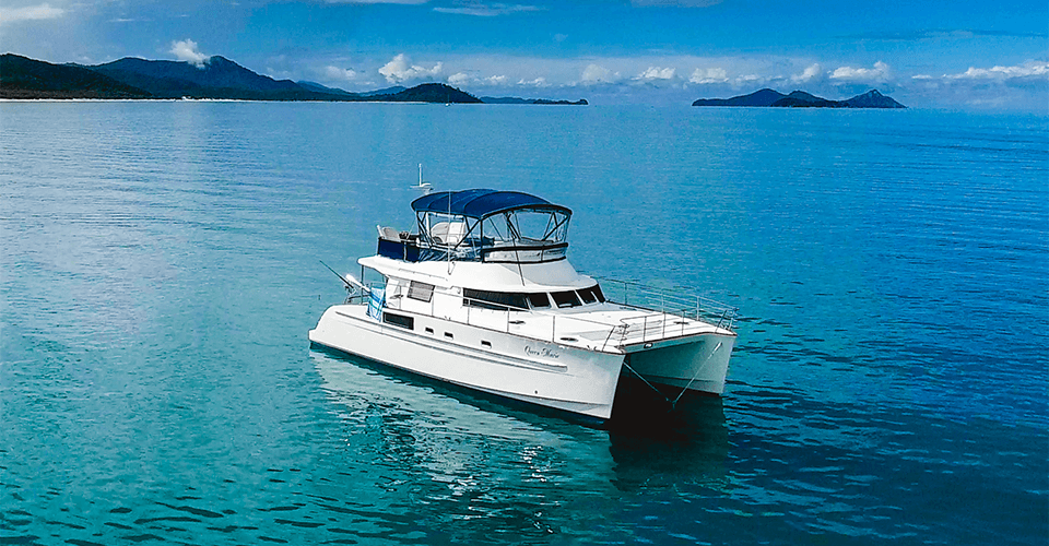 Queen Marie in Whitsundays