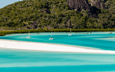 The best islands to visit in the Whitsundays