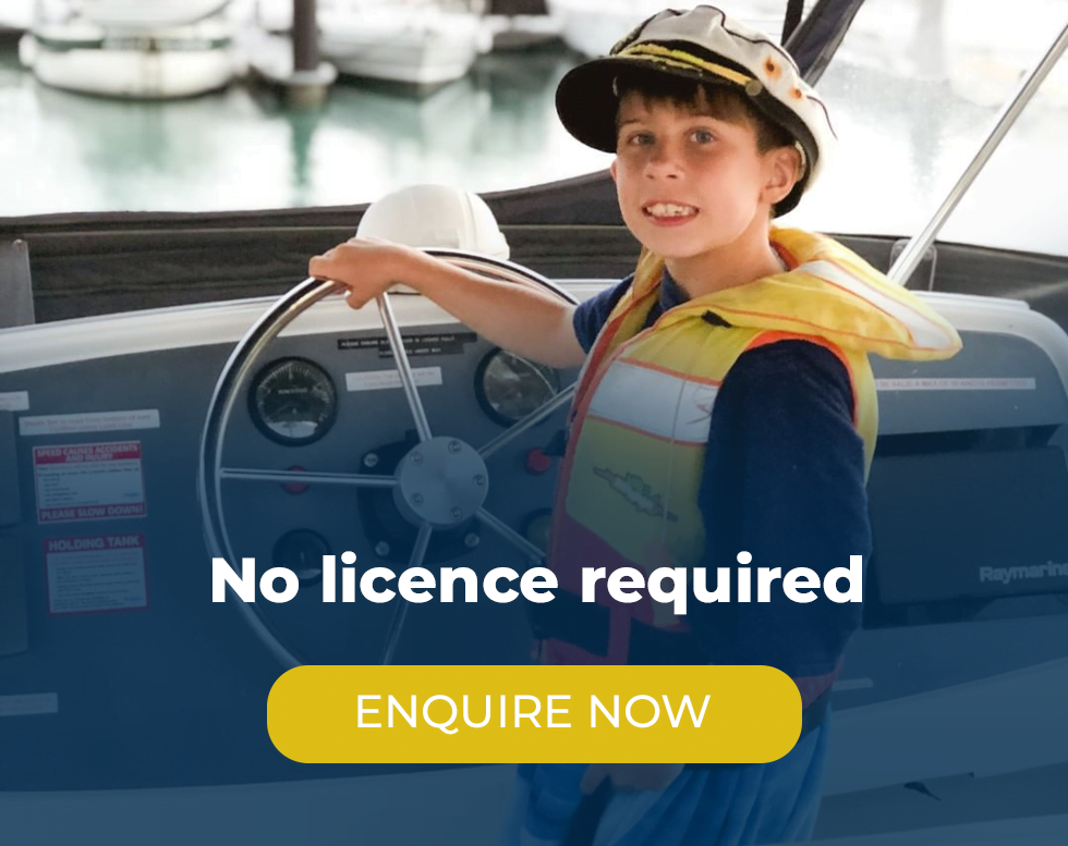 No License Required