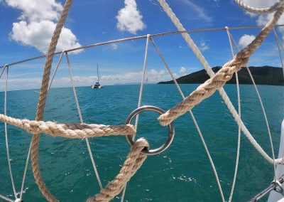 Ruby Sunday - Whitsundays Yacht Charter