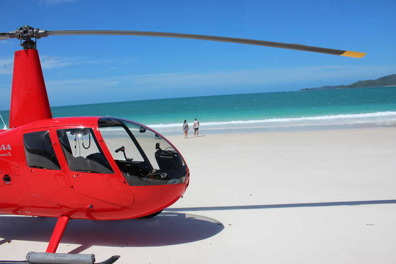 Beach Helicopter