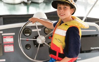 The Most Important Safety Tips When Sailing With Children in the Whitsundays
