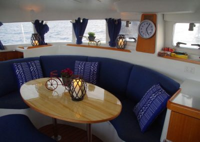 Due West - Whitsundays Yacht Charter