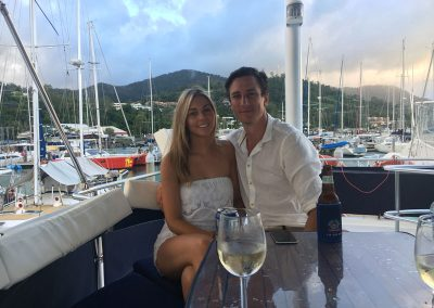 Loret & Julie - Experience the Luxury - Whitsundays Yacht Charter
