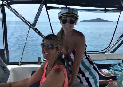 Rachel - Experience the Luxury - Whitsundays Yacht Charter